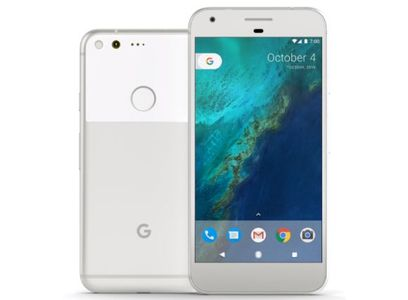 Google Pixel (4G  32GB  Very Silver)