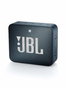 JBL GO 2 Portable Bluetooth Waterproof Speaker – Slate Navy