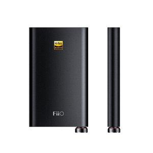 FiiO Q1 Mark II Native DSD DAC & Amplifier for iPhone  iPod  iPad - Black