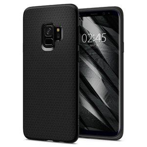 Samsung Galaxy S9 Spigen Original Liquid Air Soft Case – Matte Black