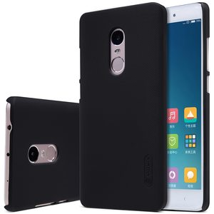 Xiaomi Redmi Note 4 / 4X Hard Back Cover by Nillkin – Black – Pakistani Variant Compatible