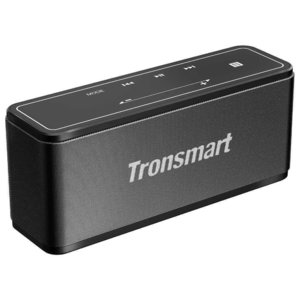 Tronsmart Mega 40W Bluetooth Speaker with 15-Hour Playtime  TWS  Dual-Driver Portable Wireless Speaker with Built-in Mic  NFC & Deep Bass