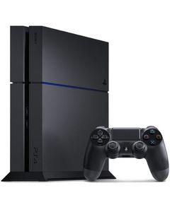 Sony PlayStation 4 500GB(HDD) Region 2 PAL UK Jet Black