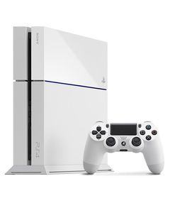 Sony PlayStation 4  500 GB (HDD) Region 2 UK  White