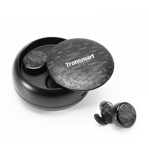 Tronsmart Encore Spunky Buds True Wireless Earphones with Charger Box – Black