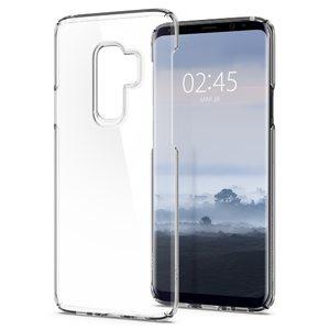 Samsung Galaxy S9 Plus Spigen Original Thin Fit Case – Crystal Clear