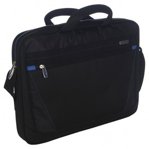 Targus  Prospect Topload Laptop Computer Bag / Case fits 15.6 inch laptops - Black TBT259EU