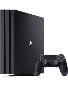 Sony PlayStation 4 Pro 1TB Region 2  Black