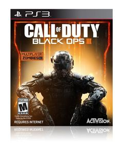 Call of Duty Black Ops III Standard Edition For PlayStation 3 Activision