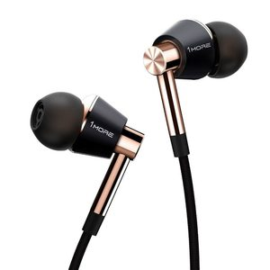 1MORE Triple Driver Premium In-Ear Headphones with In-line Mic