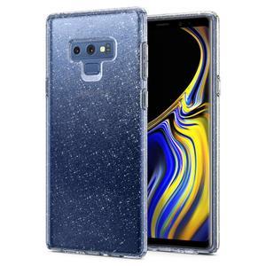 Galaxy Note 9 Spigen Case Liquid Crystal Glitter – Crystal Quartz