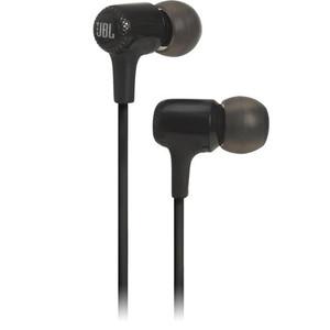 JBL In-ear Earphones - E15 Black