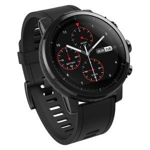 Amazfit Stratos Multisport Smartwatch with VO2max – Black
