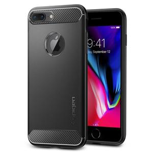 Apple iPhone 7 Plus / 8 Plus Spigen Rugged Armor Case – Black