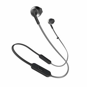 JBL TUNE T205BT in-Ear  Wireless Bluetooth Headphone  Black – T205BT