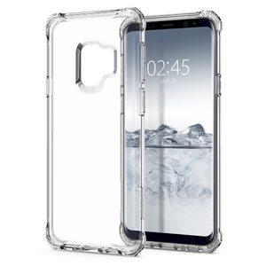 Samsung Galaxy S9 Spigen Original Rugged Crystal Soft Case – Crystal Clear