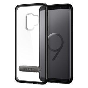 Samsung Galaxy S9 Spigen Ultra Hybrid S Case – Midnight Black