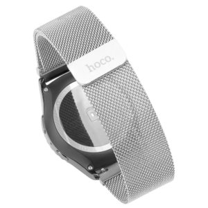 Hoco Gear S2 Smart Watch Band Stainless Steel Samsung Gear S2 Classic Milanese Loop Magnet Replacement Watch Band for Samsung S2 R732