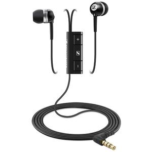 Sennheiser In-Ear Headphone with Mic – MM 70 iP Black
