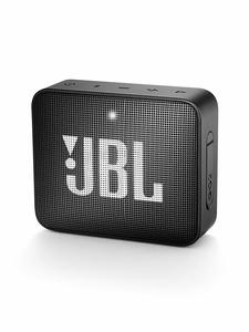 JBL GO 2 Portable Bluetooth Waterproof Speaker – Black