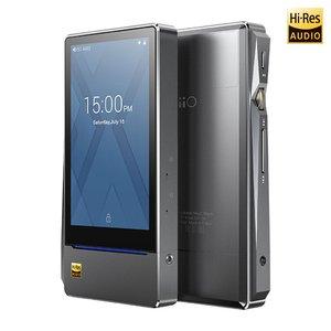 FiiO X7 Mark II Smart Hi-Res Lossless Music Player 64GB – Titanium