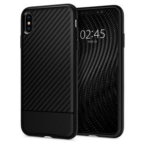iPhone XS Max Spigen Case Core Armor Black 065CS24861