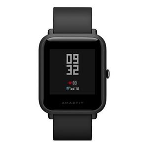 Amazfit BIP Lite Starter Smartwatch with 45 Days Battery Life – English version – Black