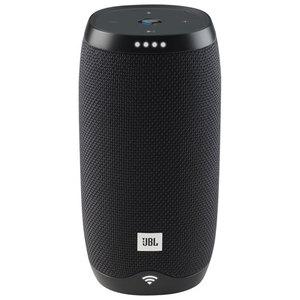 JBL Link 10 Waterproof Bluetooth Wireless Speaker with Google Assistant – Black
