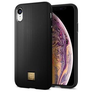 iPhone XR Spigen Case La Manon Classy Black 064CS24960