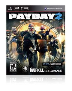 Payday 2 For PlayStation 3 - Sony