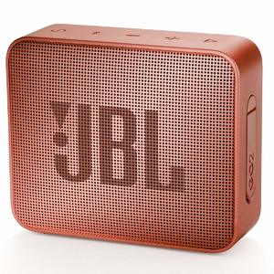 JBL GO 2 Portable Bluetooth Waterproof Speaker – Cinnamon