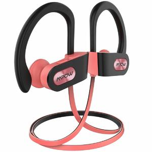 Flame Bluetooth Earphones Sports Water Resistant by MPOW – Pink