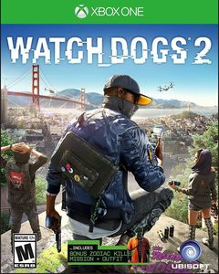 Watch Dogs 2 For  Xbox One  - Ubisoft
