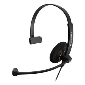 Sennheiser Culture Monaural Headset for Microsoft Lync – SC 30 USB ML
