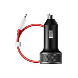 OnePlus Original DASH Car Charger with DASH Cable for OnePlus 6 / 5T /  5 / 3T / 3