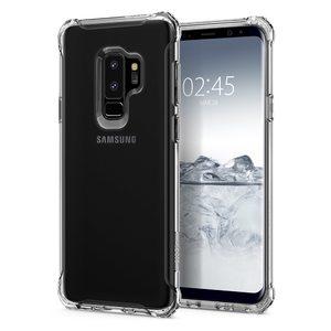 Samsung Galaxy S9 Plus Spigen Original Rugged Crystal Soft Case – Crystal Clear