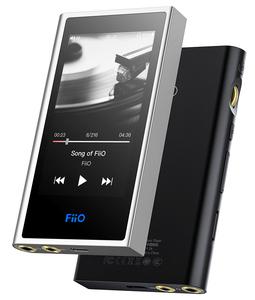 FiiO M9 High Resolution Lossless Audio Player & DAC – Black