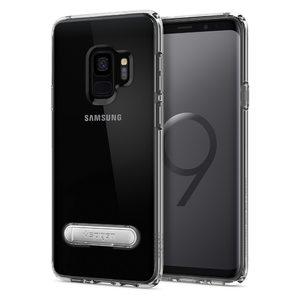 Samsung Galaxy S9 Plus Spigen Ultra Hybrid S Case – Crystal Clear