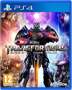 Transformers Rise of the Dark Spark For PlayStation 4 - Activision