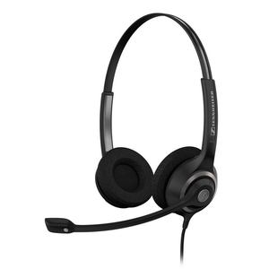 Sennheiser PC Headphone Binaural Headset - SC 260 ED