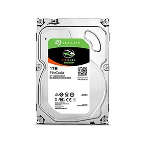 SEAGATE 1TB DESKTOP SOLID STATE HYBRID DRIVE 64MB CACHE 7200 RPM (ST1000DX002)