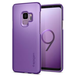 Samsung Galaxy S9 Spigen Original Thin Fit Case – Lilac Purple