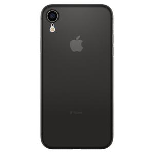 iPhone XR Case Air Skin Black by Spigen 064CS24870