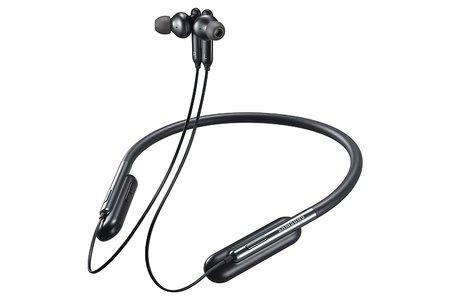 Samsung U Flex Bluetooth Wireless In-ear Flexible Headphones with Microphone  Black
