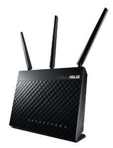 ASUS RT-AC68U Dual-Band Wireless Gigabit Router AC1900