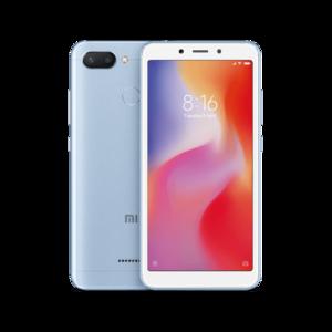 MI Redmi 6 (3+64GB)
