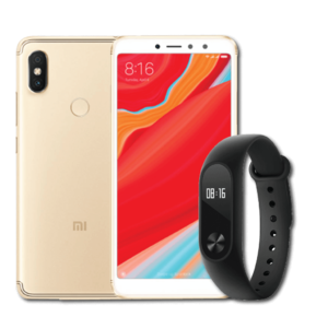 Redmi S2 (64 Gb) + Mi Band 2