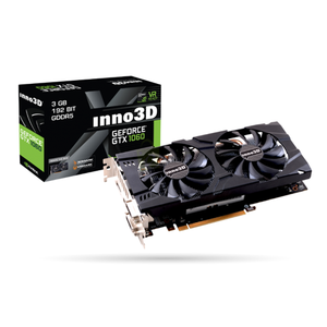 GEFORCE GTX 1060 3GB | Dubvendor INNO 3D