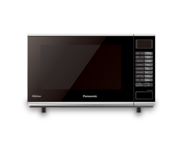 Panasonic 27L Free Standing Microwave Oven NN-SF550W (Imported)