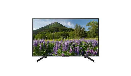 Sony 49 Inches Ultra HD 4K LED TV 49X7000F (Imported)